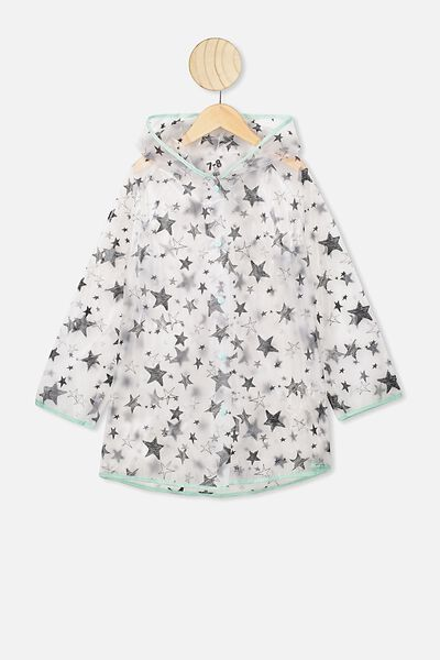 Cloudburst Raincoat, PHANTOM STARS