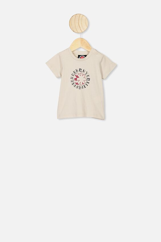 Jamie Short Sleeve Tee, LCN PRO RAINY DAY/RED HOT CHILLI PEPPERS