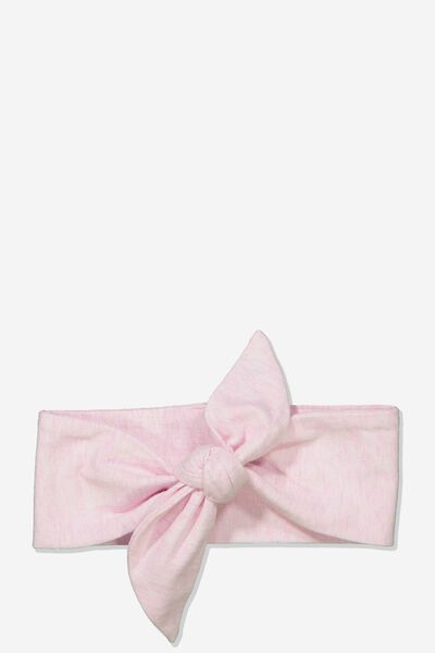 The Tie Headband, PINK MARLE