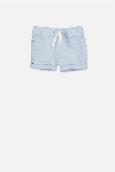 Jamie Slouch Short, ARTIC BLUE