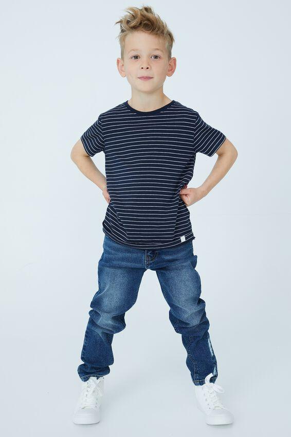 Slim Fit Jean, SORRENTO DARK BLUE