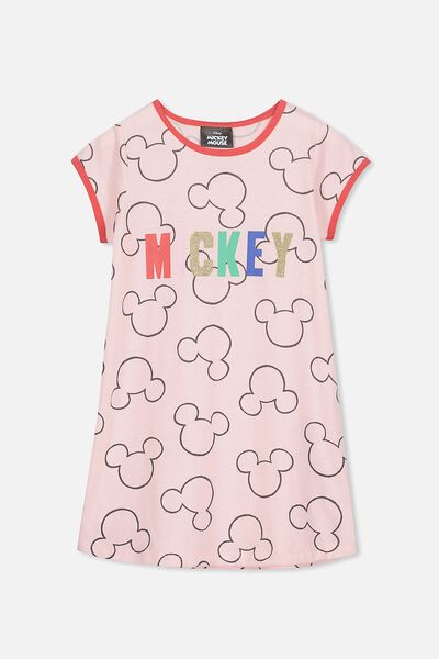 Jessica Tee Nightie, LCN RETRO MICKEY MOUSE