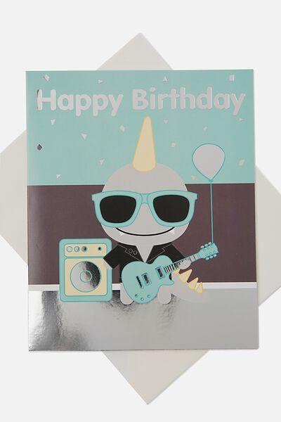 Sunny Buddy Gift Card, JACK ROCKIN