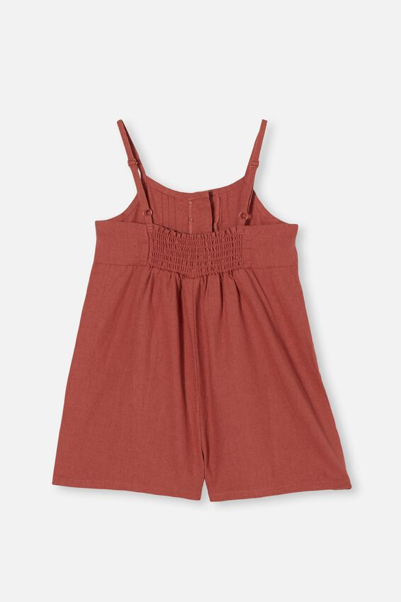 Maia Playsuit, CHUTNEY