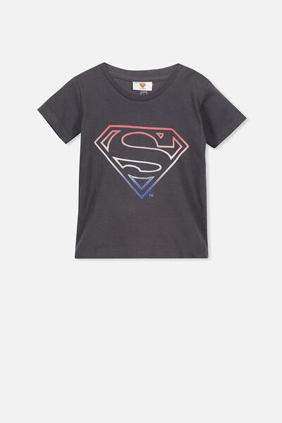 License Ss Freddie Tee, WASHED PHANTOM/SUPERMAN