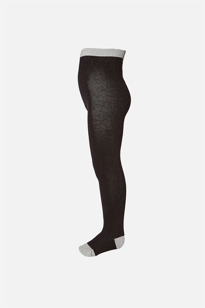 Tilly Tights, BLACK SHIMMER