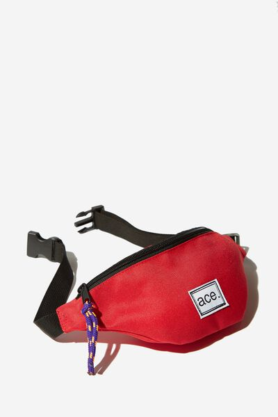 Fashion Sling Bag, RED