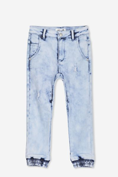 Destroyer Denim Jean, INFINITY BLUE WASH