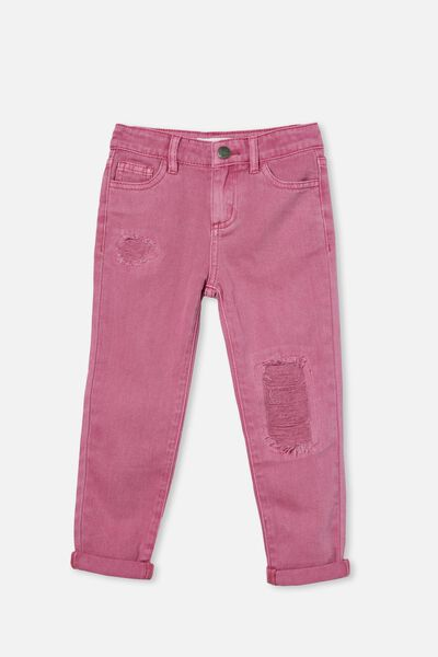 India Slouch Jean, TULIP