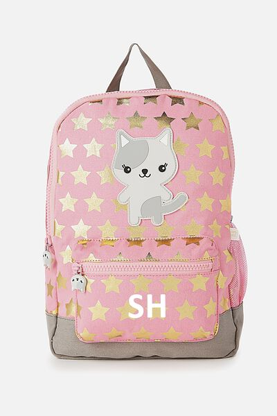 Personalised Sunny Buddy Backpack, AVA