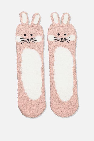 Slipper Sock, BUNNY