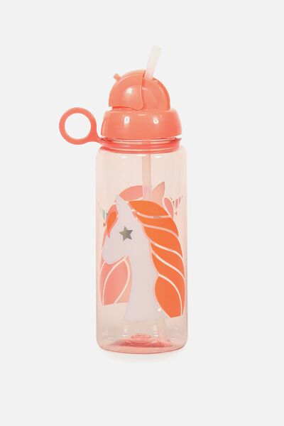 Spring Drink Bottle, UNICORN STAR
