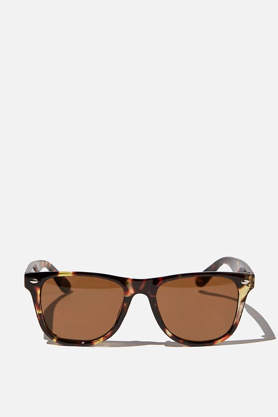 Kids Sunglasses, TORTOISE SHELL