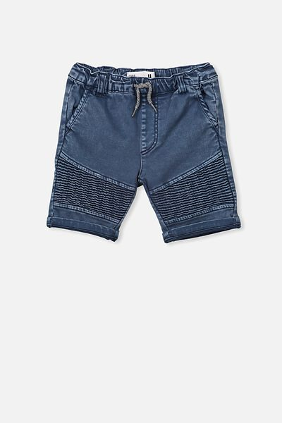 Jango Walk Short, NAVY WASH