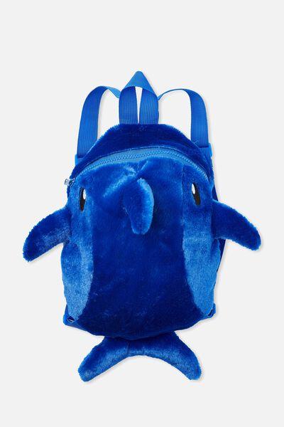 Mini Novelty Backpack, SHARK