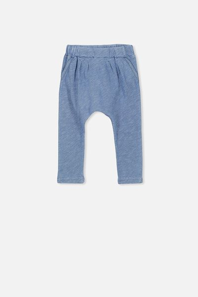 Alison Mini Pant, INDIGO WASH