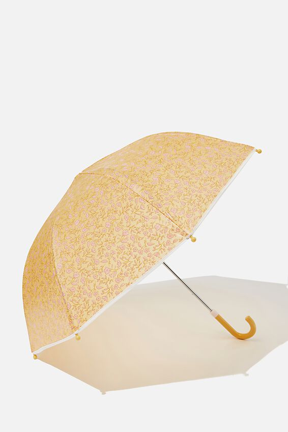 Kids Cloudburst Umbrella, SPRIGGY FLORAL