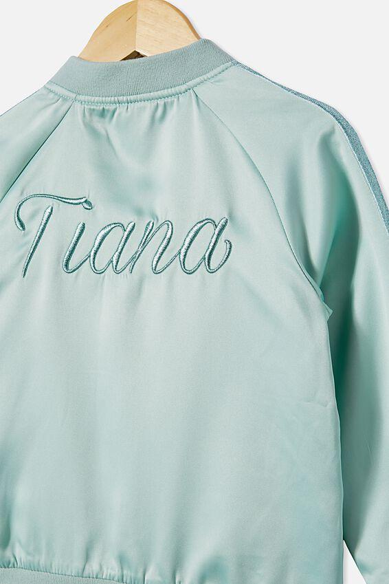 Tiana Bomber Jacket, LCN DIS DUCK EGG/TIANA