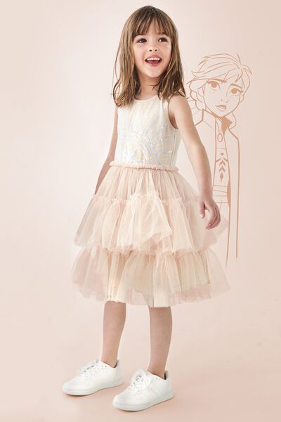 Iris Tulle Dress, LCN DIS/ANNA