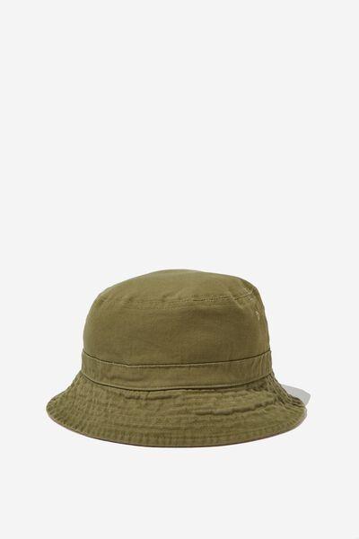 Kids Bucket Hat, SUMMER KHAKI