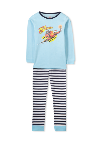 Harry Ls Boys Pj Set, CHUPA CHUP HERO