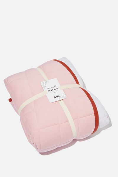 Quilted Play Mat, ZEPHYR