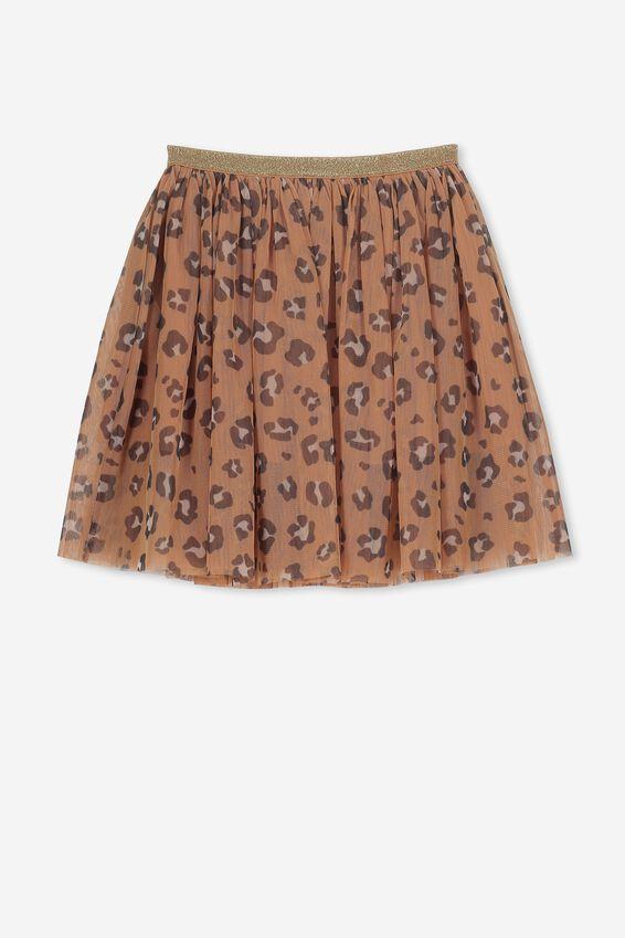 Trixiebelle Tulle Skirt, SUNBURN ANIMAL