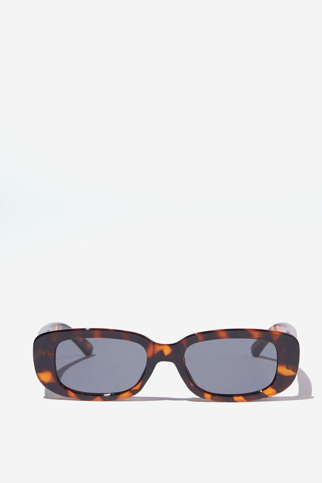 Kids Retro Sunglasses, MILKY TORT SQUARE