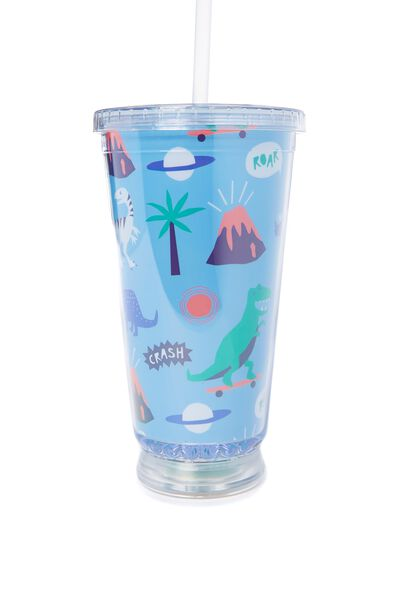 Light Up Cup, BLUE CRASH ROAR