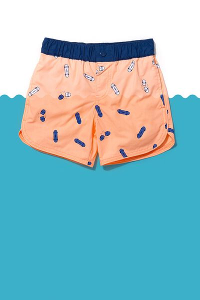 Alfie Boardshort, PALE PEACH/SKATEBOARD