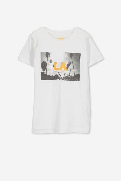 Max Short Sleeve Tee, LA PALMS SIS
