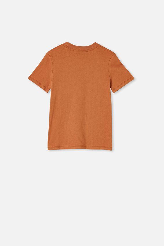 Co-Lab Short Sleeve Tee, LCN MT PRINCE/AMBER BROWN