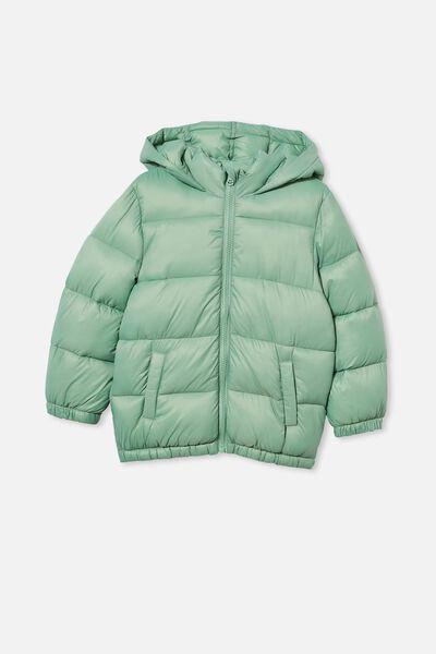 Frankie Puffer Jacket, SMASHED AVO