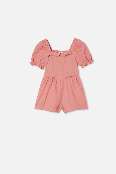 Katie Playsuit, EARTH CLAY