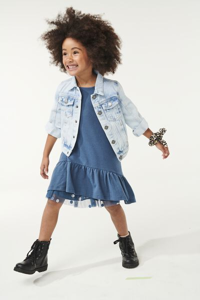 a782ffcd3 Girls Dresses - Short Sleeve Dresses   More