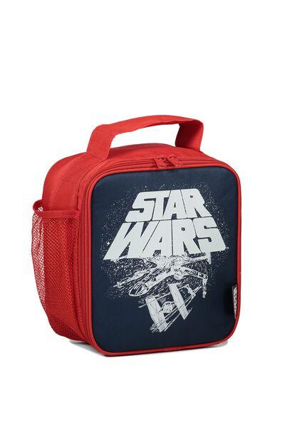 Lunch Bag, NAVY STAR WARS