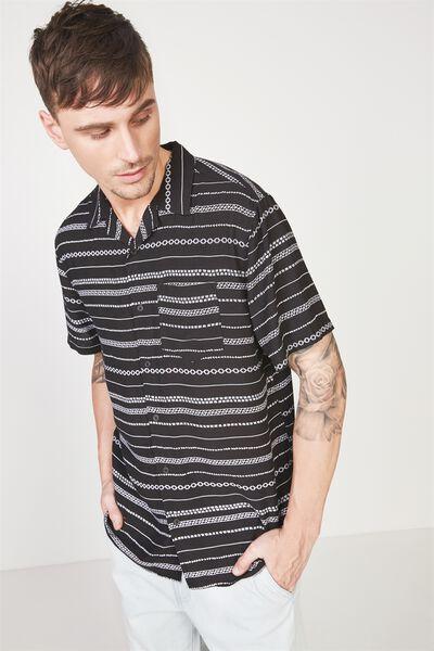 91 Short Sleeve Shirt, TRACKS