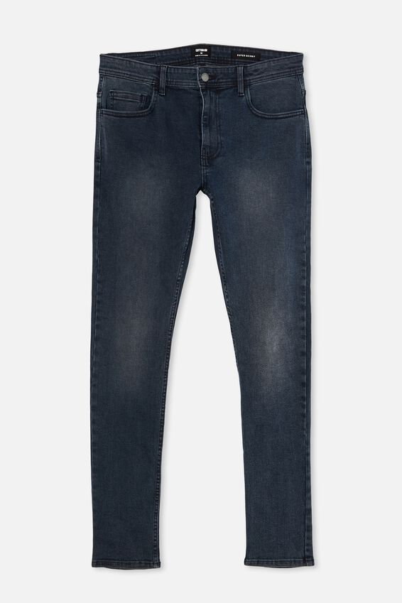 Super Skinny Jean, MIDNIGHT BLUE