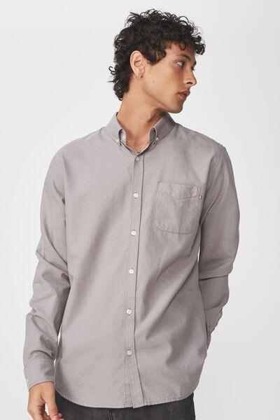 Brunswick Shirt 3, ASH GREY