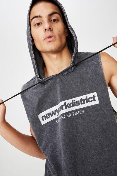 Hustle Muscle, BLACK ACID/NEW YORK DISTRICT