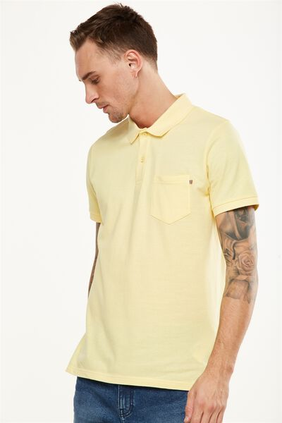 Icon Polo, YELLOW POCKET