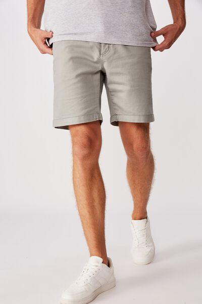 Tailored Casual Short, ICE SAGE