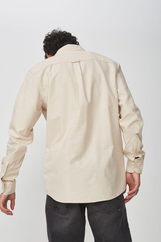 Brunswick Shirt 3, ECRU
