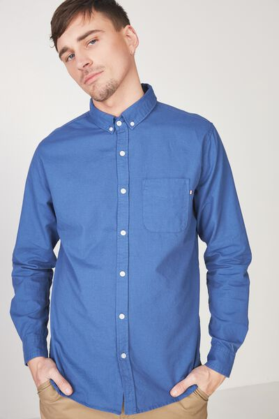 Brunswick Shirt 3, ROYAL
