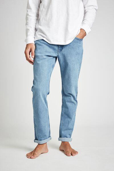 Tapered Leg Jean, WEEKDAY BLUE