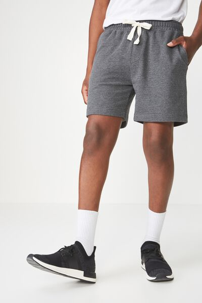 Volley Jogger Short, CHARCOAL MARLE