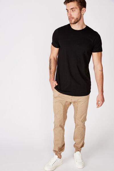 Drake Cuffed Pant, WASHED STONE