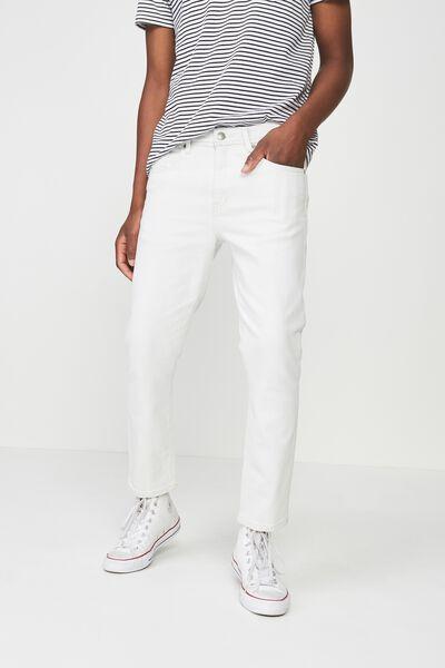 Slim Fit Jean, STRATUS BLUE CROP