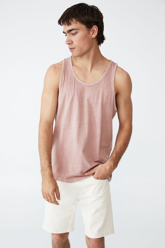 Vacation Tank, PLUM WASHED