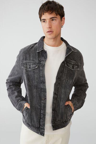 Rodeo Jacket, GRUNGE BLACK